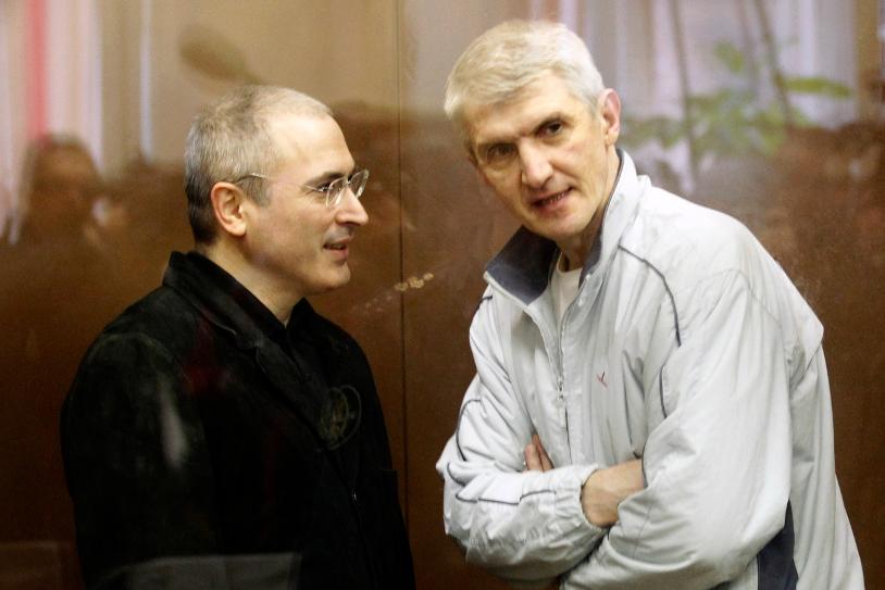 Ходорковский и Лебедев раскритиковали в Европейском суде второй судебный процесс над ними