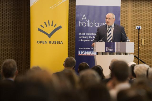 «Россия в Европе»: Ходорковский о российской пропаганде и выборах 2024 года