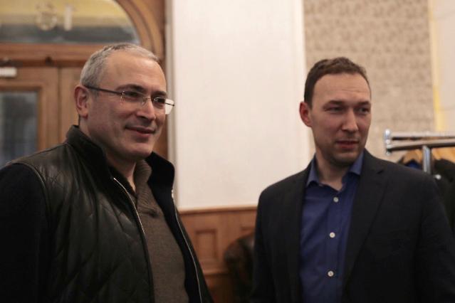 У Михаила Ходорковского сменился пресс-секретарь