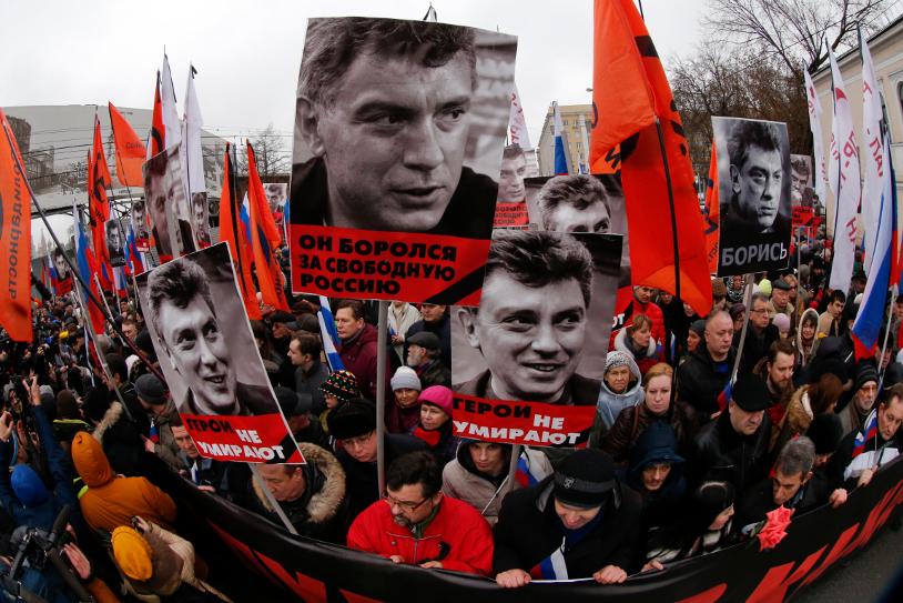 «Бориса Немцова убила преступная группировка, узурпировавшая власть»