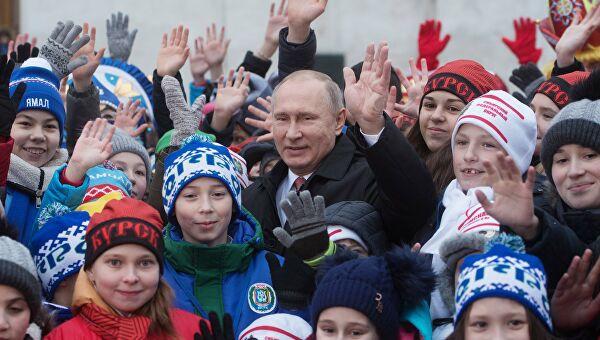 Родители просят Путина