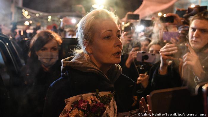 Ассоциация бизнес-патриотов предложила не допускать к выборам Юлию Навальную