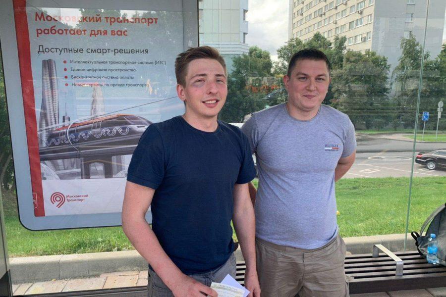 Игорь Рогов и Максим Солопов освобождены