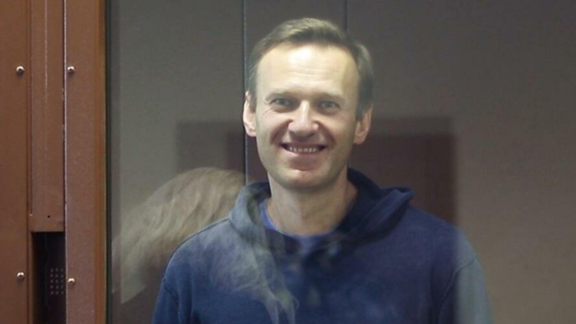 Прокурор Фролова попросила оштрафовать Навального на ₽950 тысяч