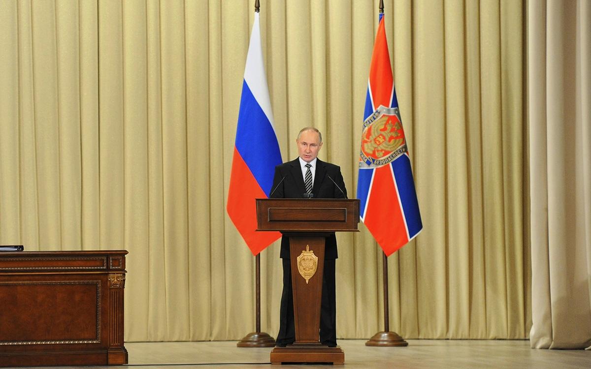 В России в 2020 году пресекли работу 400 агентов иностранных спецслужб
