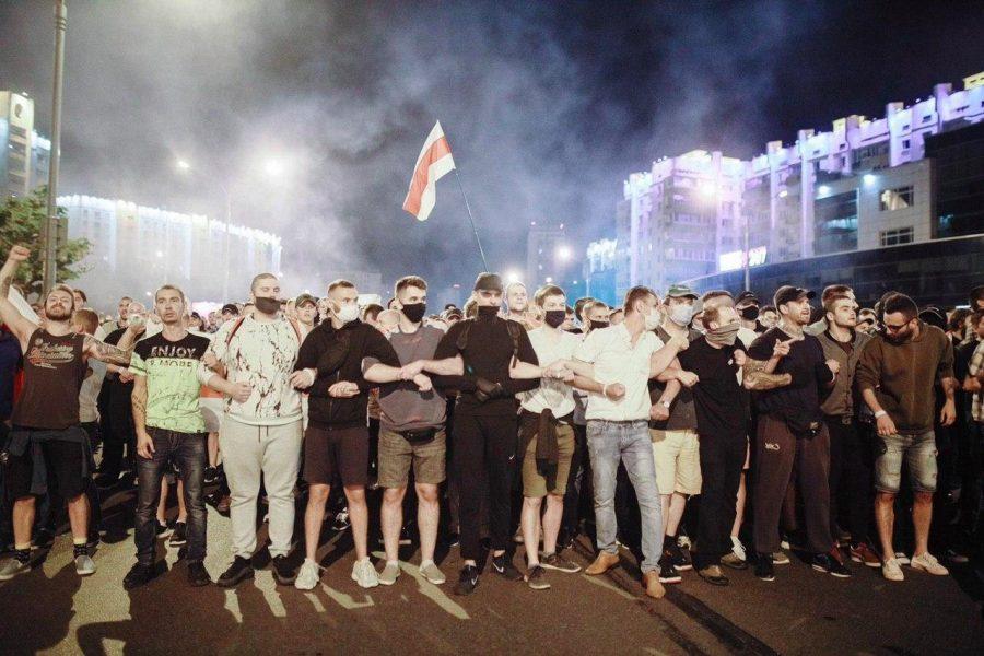 Белорусская оппозиция призывает к всеобщей забастовке