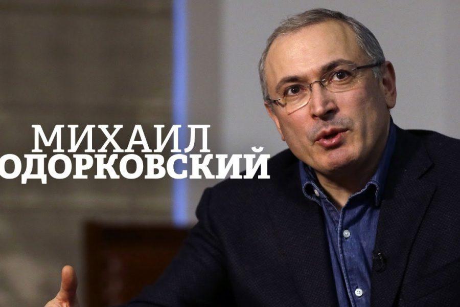Интервью с Алексеем Венедиктовым
