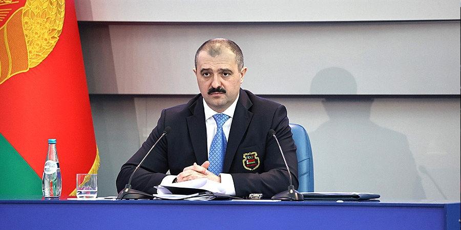 МОК не признал сына Лукашенко главой Национального Олимпийского комитета Беларуси