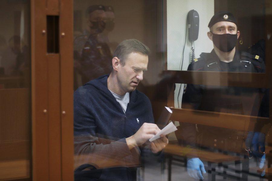 Очередной штраф для Навального