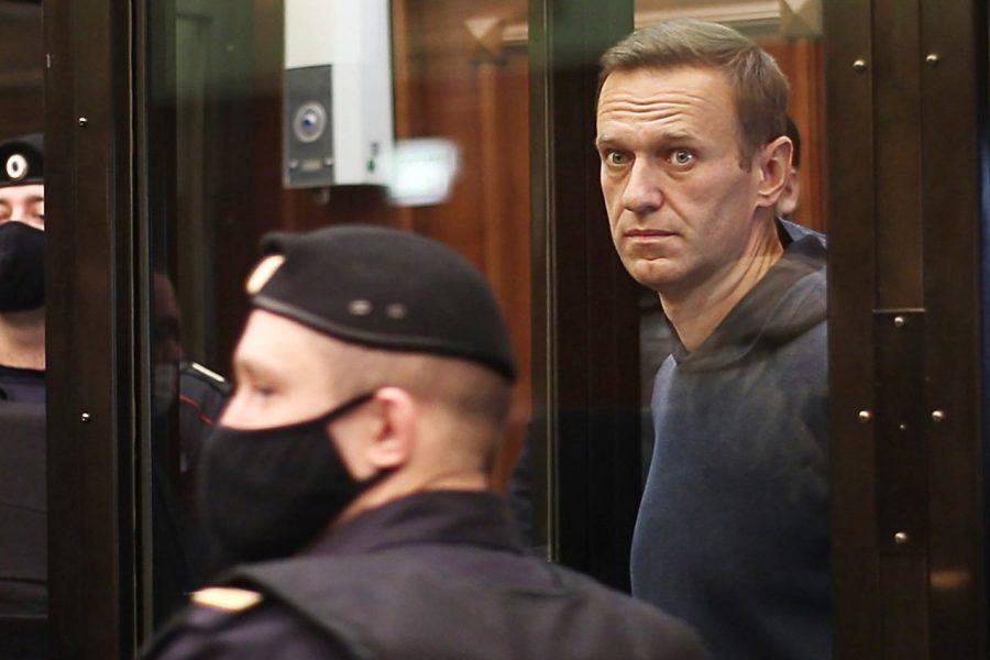 Песков о Навальном